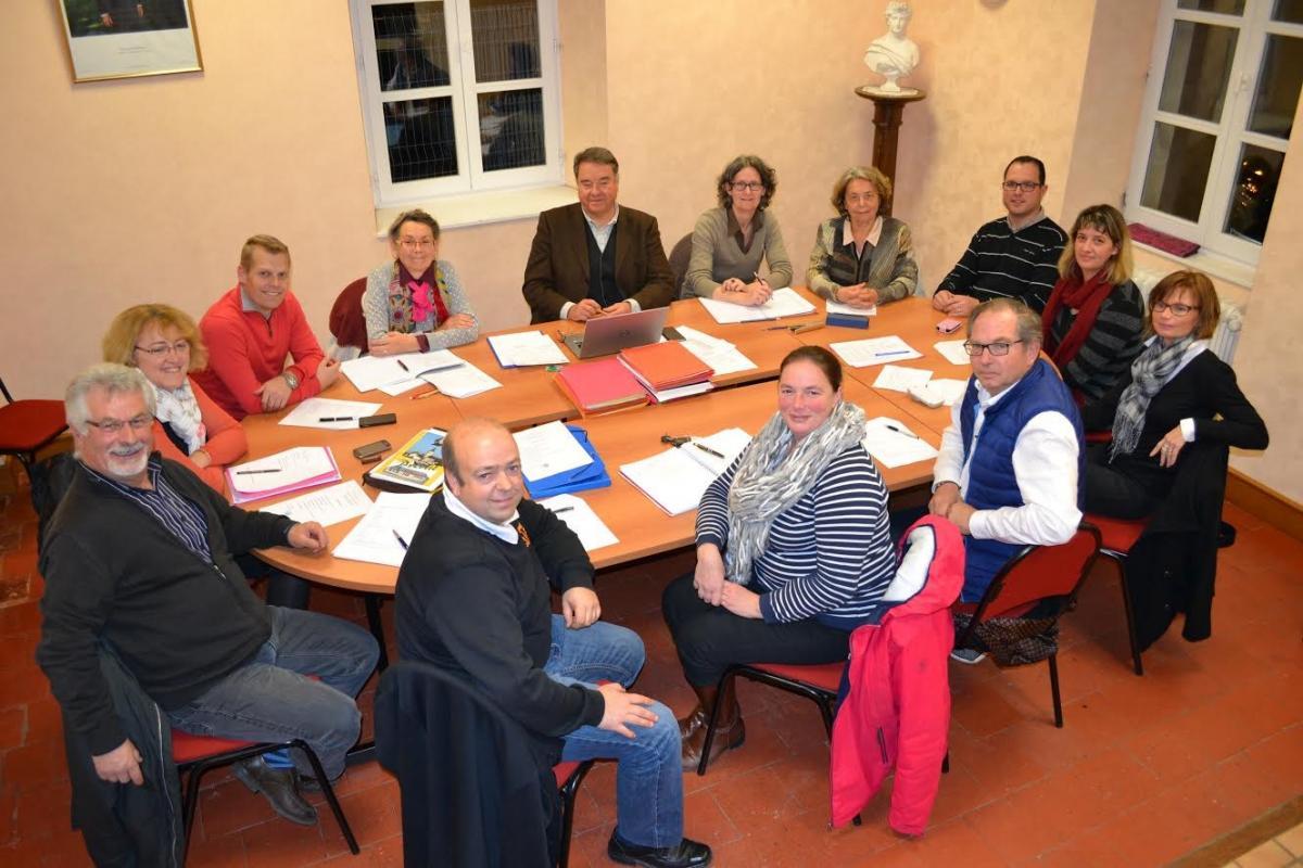 Conseil Municipal du 09/12/2016