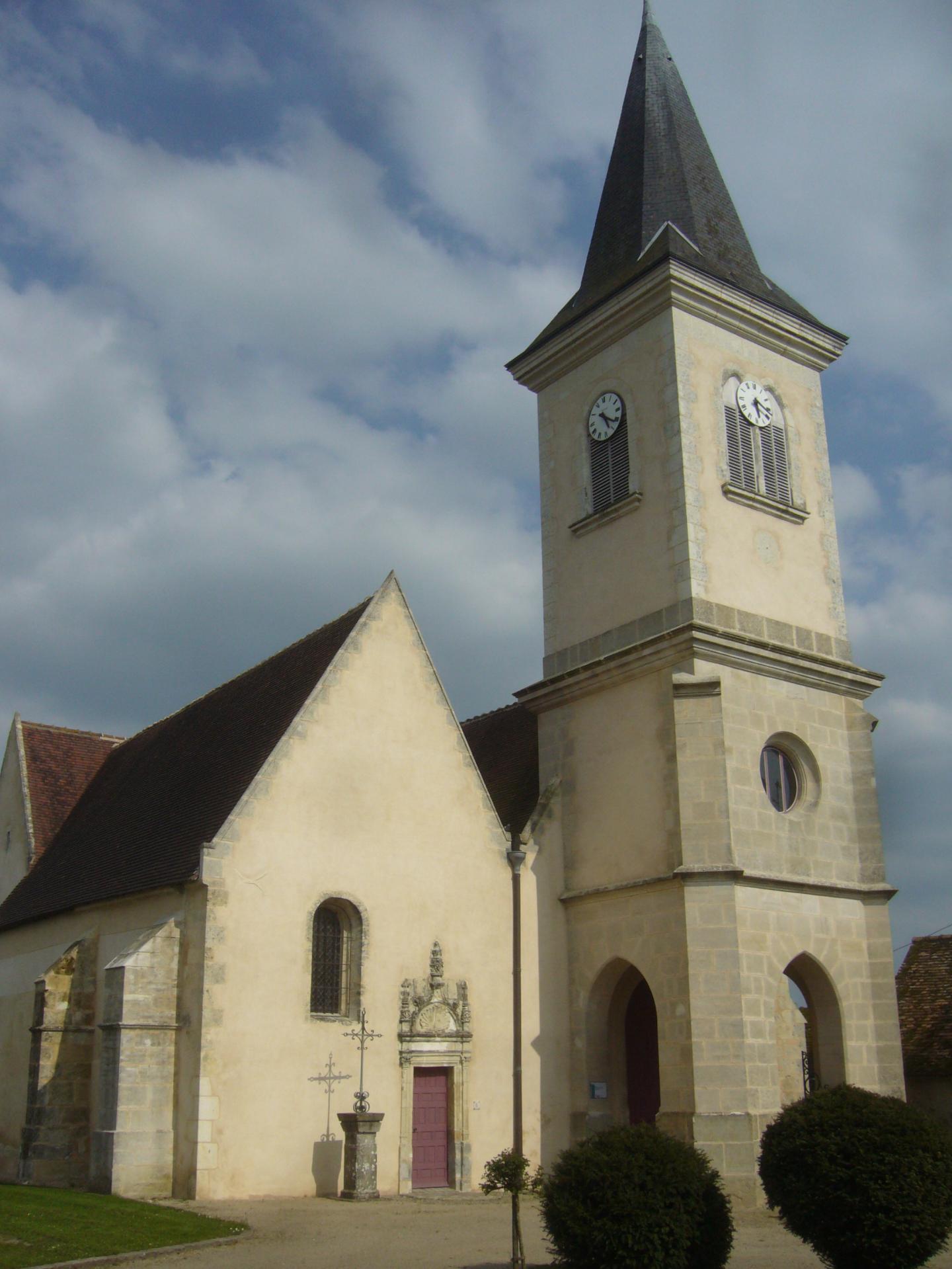 Eglise de Préval